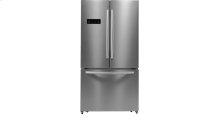 20.3 cu.ft. - counter depth french door refrigerator