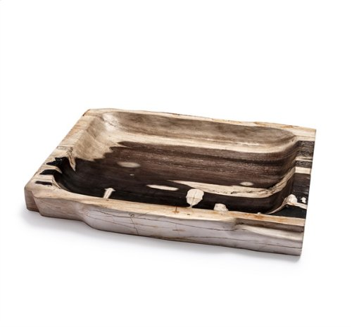 Kaya Shallow Rectangular Bowl