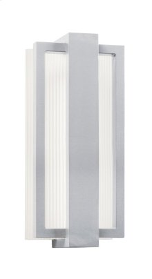 "Sedo 12.25"" 1 Light LED Wall Light Platinum"