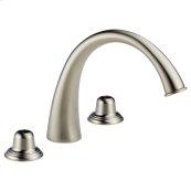 Roman Tub Faucet - Less Handles