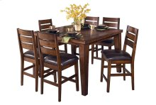 Ashley DRM Counter Butterfly EXT TBL (TABLE ONLY, NO STOOLS) (SLIGHT DAMAGE)