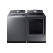 DVE52M7750P Dryer with MultiSteam , 7.4 cu.ft