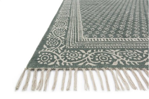 Mh Green Rug