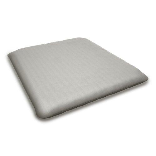 """Spectrum Carbon Seat Cushion - 18.5""""D x 21""""W x 2.5""""H"""