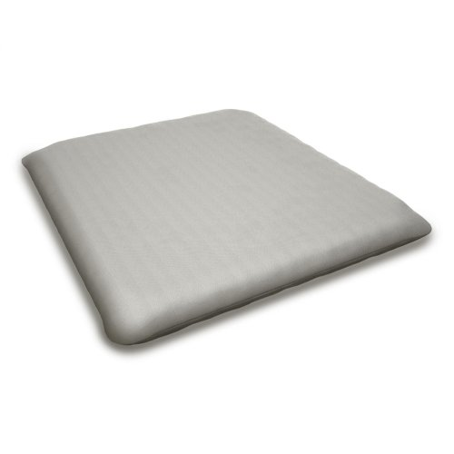 "Sancy Denim Seat Cushion - 18.5""D x 21""W x 2.5""H"