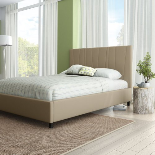 Namaste Upholstered Bed - King