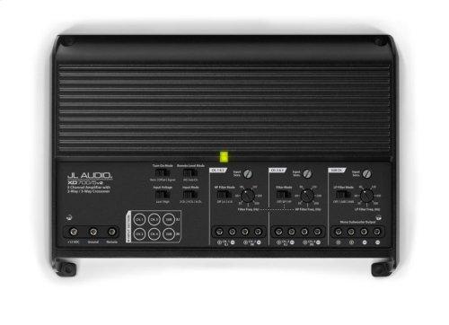 5 Ch. Class D System Amplifier, 700 W