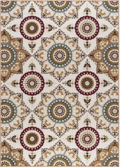 Majesty - MJS1417 Cream Rug