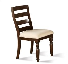Castlewood Ladderback Chair Warm Tobacco finish