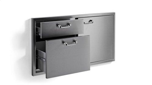 """42"""" Door Drawer Combination ( Professional)"""