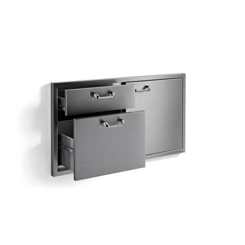 "42"" Door Drawer Combination ( Professional)"