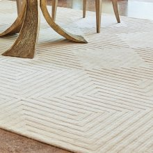Fortress Rug-Ivory-6 x 9