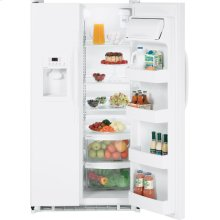 Hotpoint® 22.0 Cu. Ft. Side-By-Side Refrigerator with Dispenser
