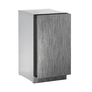 "U-Line Modular 3000 Series 18"" Solid Door Refrigerator With Integrated Solid Finish And Field Reversible Door Swing (115 Volts / 60 Hz)"