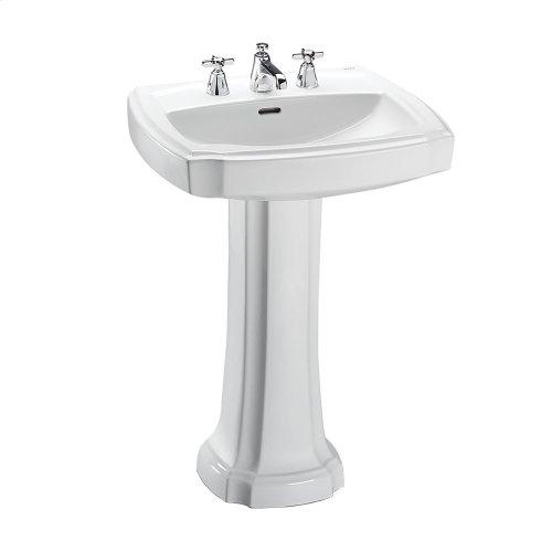 Guinevere® Pedestal Lavatory - Cotton