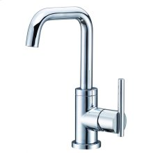 Chrome Parma® Single Handle Lavatory Faucet