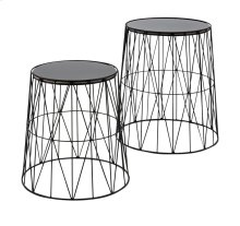 Macky Accent Tables - Set of 2