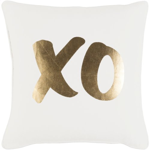 "Glyph GLYP-7119 18"" x 18"" Pillow Shell with Down Insert"