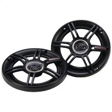 "CS Series Speakers (6.5"" Shallow Mount, Coaxial, 300 Watts)"