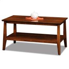 Condo/Apartment Coffee Table - Delton Collection #10403