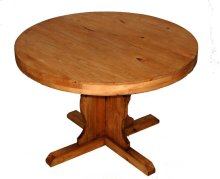 "48"" Plain Round Table"