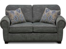 Neil Loveseat with Nails 8A06
