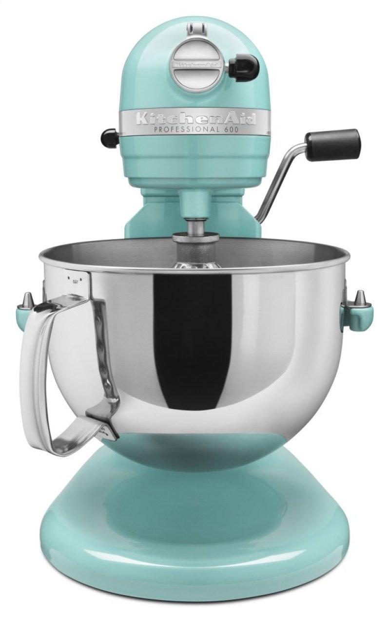 Kitchenaid Professional Hd Stand Mixer Aqua Sky - Kitchen Ideas