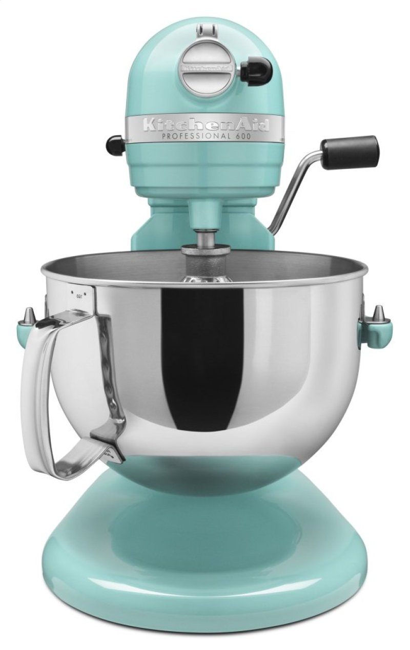 KP26M1XAQ in Aqua Sky by KitchenAid in Corvallis, OR - Pro 600 ...