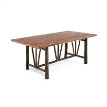 Old Yellowstone - Original Western Dining Table- 5′-8′ - 2014 - 5′