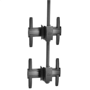 Chief ManufacturingFUSION Large Ceiling Mounted 1 x 2 Stacker