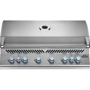 Napoleon GrillsBuilt-In 700 Series 44 RB with Dual Infrared Rear Burners , Stainless Steel , Natural Gas