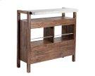 Segovia Bar Table - Brown Product Image
