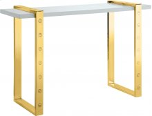 """Amore Console Table - 48""""L x 15.5""""D x 30""""H"""