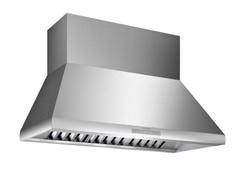48-Inch Professional Chimney Wall Hood