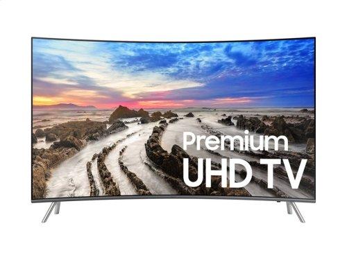 """55"""" Class MU8500 Curved 4K UHD TV"""