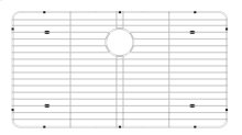 Stainless Steel Grid GAS3
