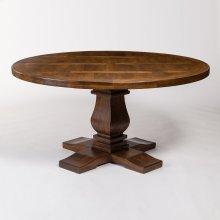 "Napa 60"" Round Dining Table"