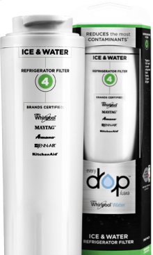 EveryDrop Ice & Water Refrigerator Filter 4