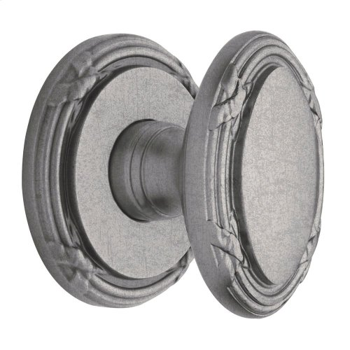 Distressed Antique Nickel 5031 Estate Knob