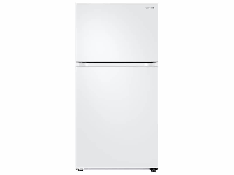 Samsung21 Cu. Ft. Top Freezer Refrigerator With Flexzone™ In White