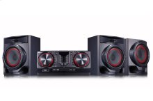 720W Hi-Fi Entertainment System with Bluetooth® Connectivity