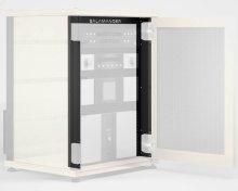 15-U Rack Mount Brackets for Chameleon Cabinet with Doors, Set of 2