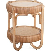 Willow Creek Chairside Table