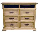 Mexia TV Chest 6 Drawers Product Image