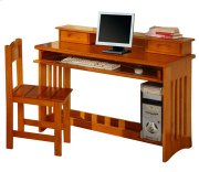 Honey Desk & Chair Product Image