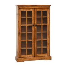 Sedona CD/ DVD Cabinet