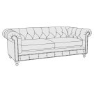London Club Loveseat in Molasses (780) Product Image