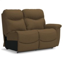 James La-Z-Time® Left-Arm Sitting Reclining Loveseat