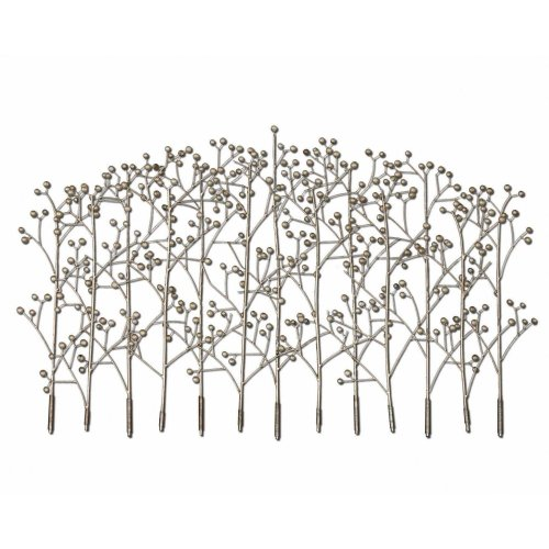 Iron Trees Metal Wall Decor