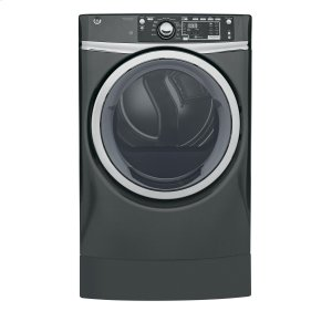GEGE(R) 8.3 cu. ft. Capacity RightHeight(TM) Front Load Gas ENERGY STAR(R) Dryer with Steam